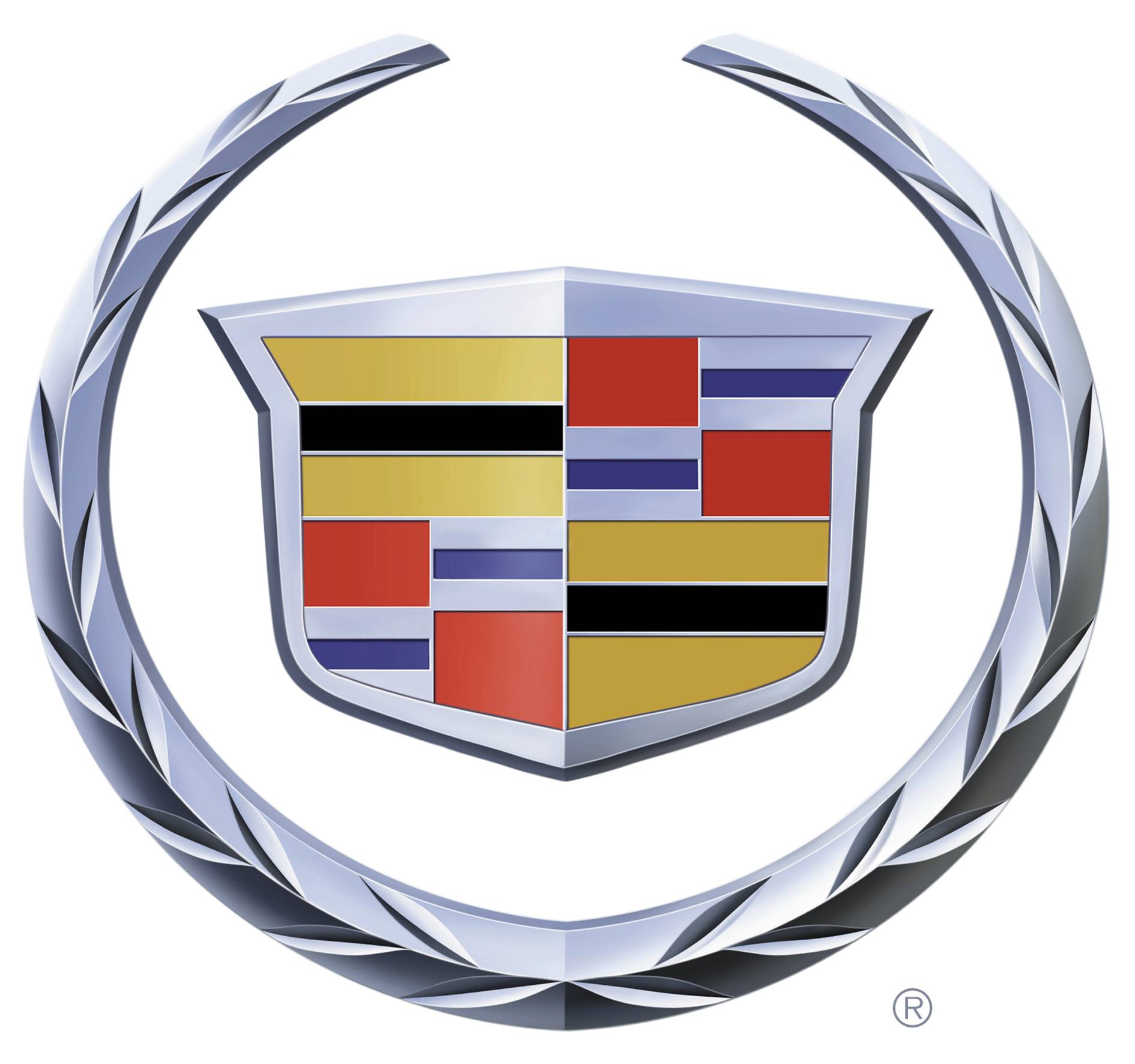cadillac logo black and white. metadoes the cadillac logo look sort of like maryland flag to any you black and white